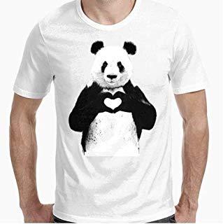 Camiseta de panda