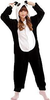 disfraz panda 12