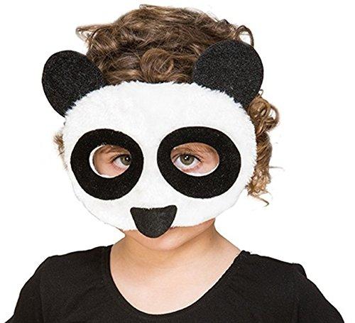 Máscara de panda