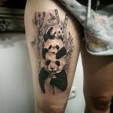 tatuaje pierna 2