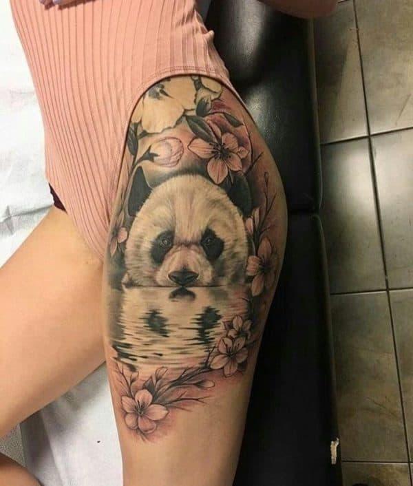 tatuaje pierna 3