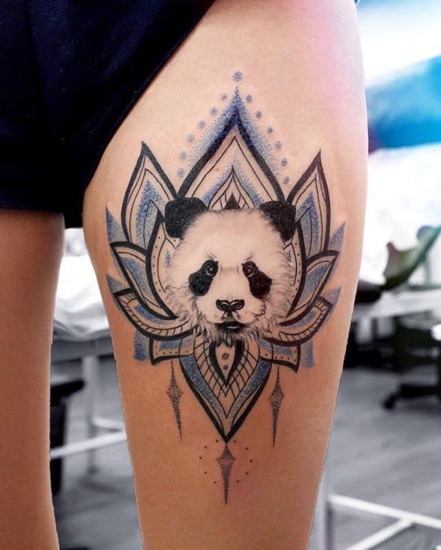 tatuaje pierna 4